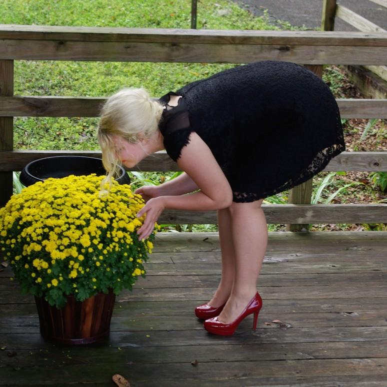 Beth & Flowers
